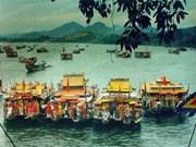 越南:数万人参加承天顺化省惠南殿庙会