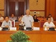 阮富仲总书记:昆嵩省应充分挖掘当地资源推进经济社会发展