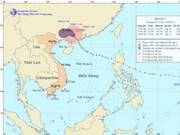 受7号超强台风影响 强降雨将来袭越南北部各省市