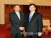越南政府总理阮晋勇会见印度驻越大使