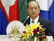 缅甸总统承诺将继续推进民族和解