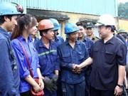 越南注重化解VINACOMIN集团生产经营活动困难