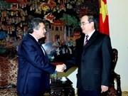 世行继续向越南提供人力和财力支持