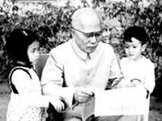 """""""孙德胜同志与越南民族统一阵线""""科学座谈会在河内举行"""