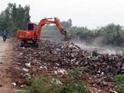 韩国国际合作机构协助越南提高废弃物回收利用研究能力