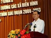 越南政府副总理:动用社会资本 加快农村交通基础设施升级改造步伐
