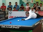 平阳省开伦(三球)台球国际锦标赛圆满结束