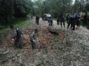 泰国南部暴力重演 四名警察死亡