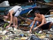 菲律宾强降雨导致7死11伤