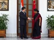 印尼与中国加强防务合作