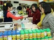 2013年8月份河内和胡志明市CPI指数均增长