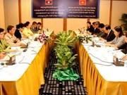 越南与老挝大力促进双边贸易额增长