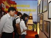 """""""越南黄沙、长沙—历史证据""""资料图片展在胡志明市开展"""