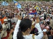 柬埔寨CNRP与CPP之间的谈判取得进展
