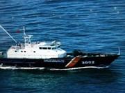 越南海警力量新装备三艘先进海警舰服役