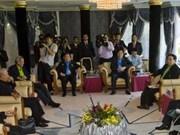 东盟国防部长非正式会议在文莱召开