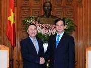 越南与文莱多方面合作关系正稳健发展