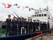 越南政府签发关于海警司令部新法令