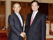 越南愿与日本深化经济合作关系