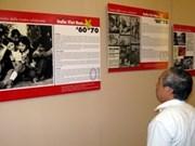 越南—意大利人民团结运动图片展在河内举行