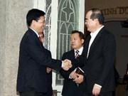 越南政府一向为福音教活动创造便利条件