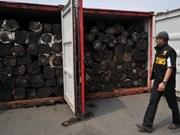 欧盟与印尼签署禁止走私木材协议