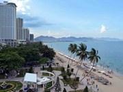 赴越南庆和省旅游的国际游客量增长近25%
