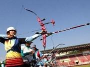 全国106名选手参加第16次全国射箭锦标赛