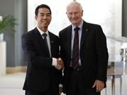 加拿大总督:继续促进加越多领域的合作关系