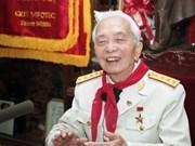 社论:武元甲大将—一位忠诚和模范的共产主义者,一位军事天才