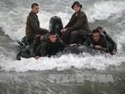 美菲海军年度联合军演在菲律宾拉开序幕
