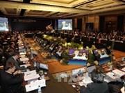APEC领导人一致同意将继续促进地区经济一体化