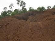 越南着力提高矿产资源管理能力
