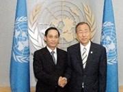 联合国文化、社会及人权委员会召开讨论会