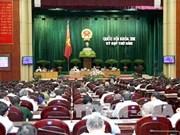 第十三届越南国会第6次会议10月下旬召开