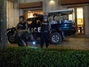 缅甸仰光一家高级酒店发生炸弹爆炸