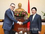 第一次越南与比利时副外长级政治磋商在河内举行