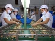 越南商品出口金额保持增长势头