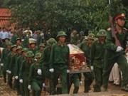 越南积极寻找在柬埔寨战场牺牲的志愿军烈士遗骨