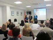 越南风土人情展览会在阿根廷举行