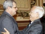 古巴国务委员会代表团访问胡志明市