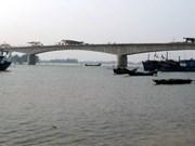 越南槟椥省883号省路10座公路桥完工