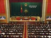 第十三届越南国会第六次会议在河内隆重开幕