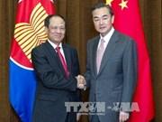东盟秘书处就黎良明访华结果发表了新闻公报