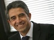 保加利亚总统希望将保越关系提升到战略伙伴关系
