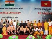 保护和传承越印两国的共同财富