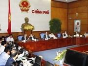 越南政府召开2013年10月份例行会议