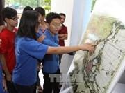 """太原省举行""""越南长沙与黄沙群岛—历史证据""""资料与地图展览会"""