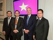 胡志明市证券交易所同美国纽约证券交易所加强合作