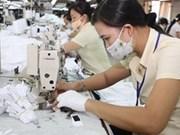 今年前10个月越南商品出口额同比增长15.2%